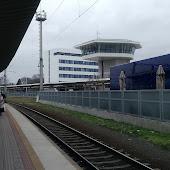 Железнодорожная станция  Trnava