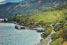 Lake Singkarak, Solok, Indonesia