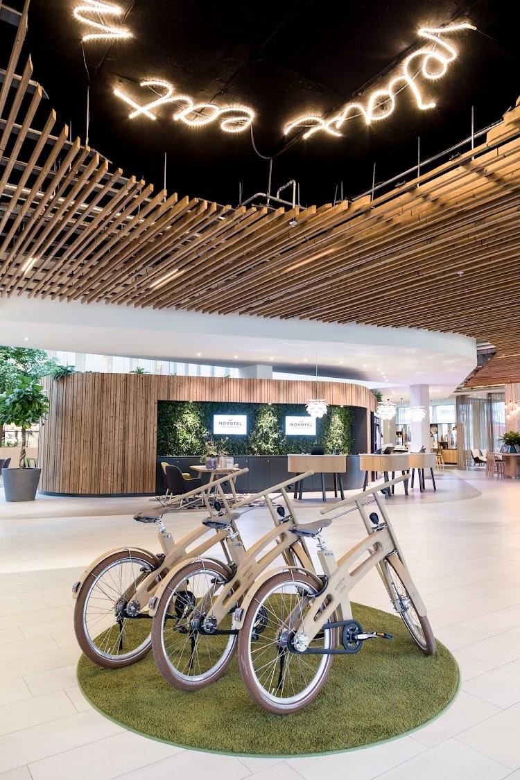 Hotel Novotel Amsterdam Schiphol Airport Hoofddorp
