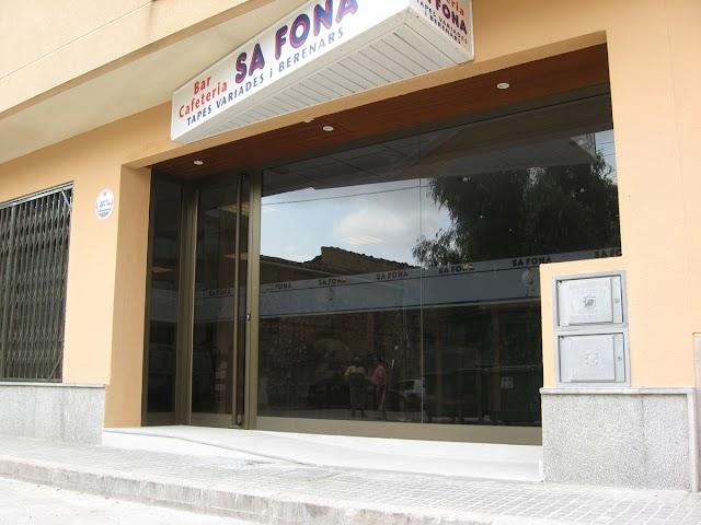 Bar Restaurant Sa Fona