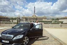 Driver-Guide-France, Paris, France