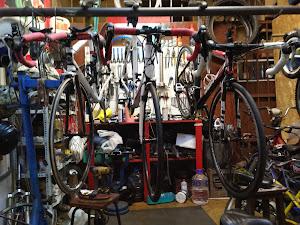 El Piñon Loco - Taller de bicicletas 1