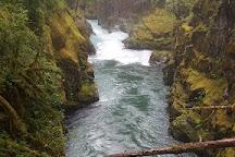 Ohanapecosh Visitor Center, Mount Rainier National Park, United States