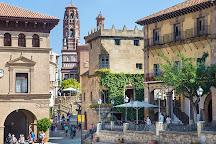 Poble Espanyol, Barcelona, Spain