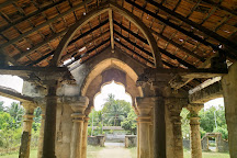 Ruins of King Sangiliyan's Minister's Residence, Jaffna, Sri Lanka