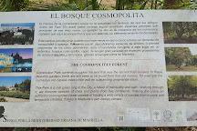 Constitution Park, Marbella, Spain