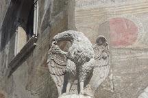 Fontana dell'Aquila, Trento, Italy