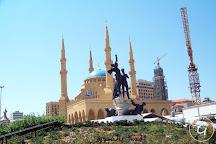 Martyr's Square, Beirut, Lebanon