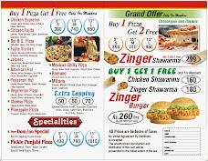 Pizza Corner sargodha