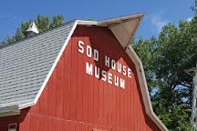 Sod House Museum, Gothenburg, United States