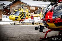 Hubschrauberflug, Neumarkt in der Oberpfalz, Germany