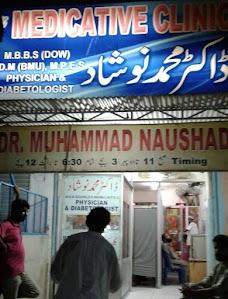 Dr Muhammad Naushad Clinic karachi