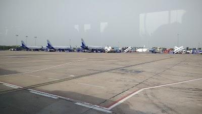 Delhi Airport Runway 10/28