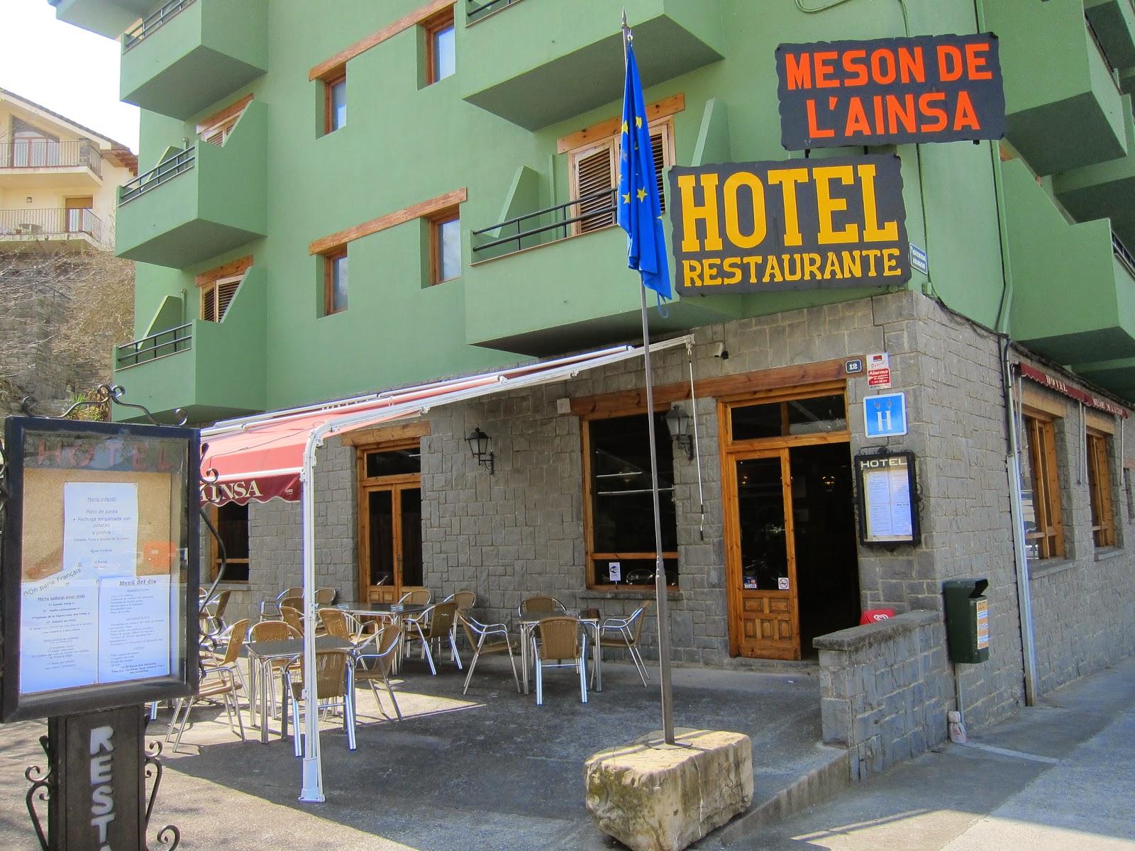 Restaurante Mesón de Ainsa