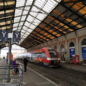 Железнодорожная станция  Narbonne