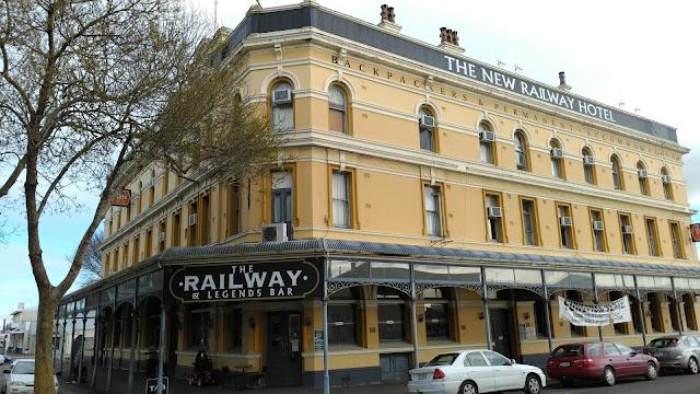 New Railway Hotel Backpackers