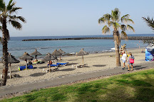 Playa del Bobo, Costa Adeje, Spain