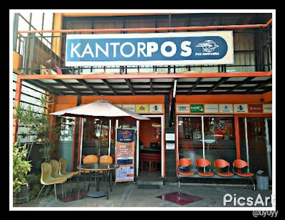 Post Office Cibabat Jawa Barat 62 22 6648313