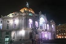 Alameda Central, Mexico City, Mexico