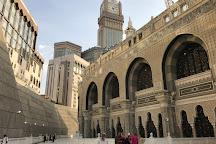Safa to Marwa, Mecca, Saudi Arabia