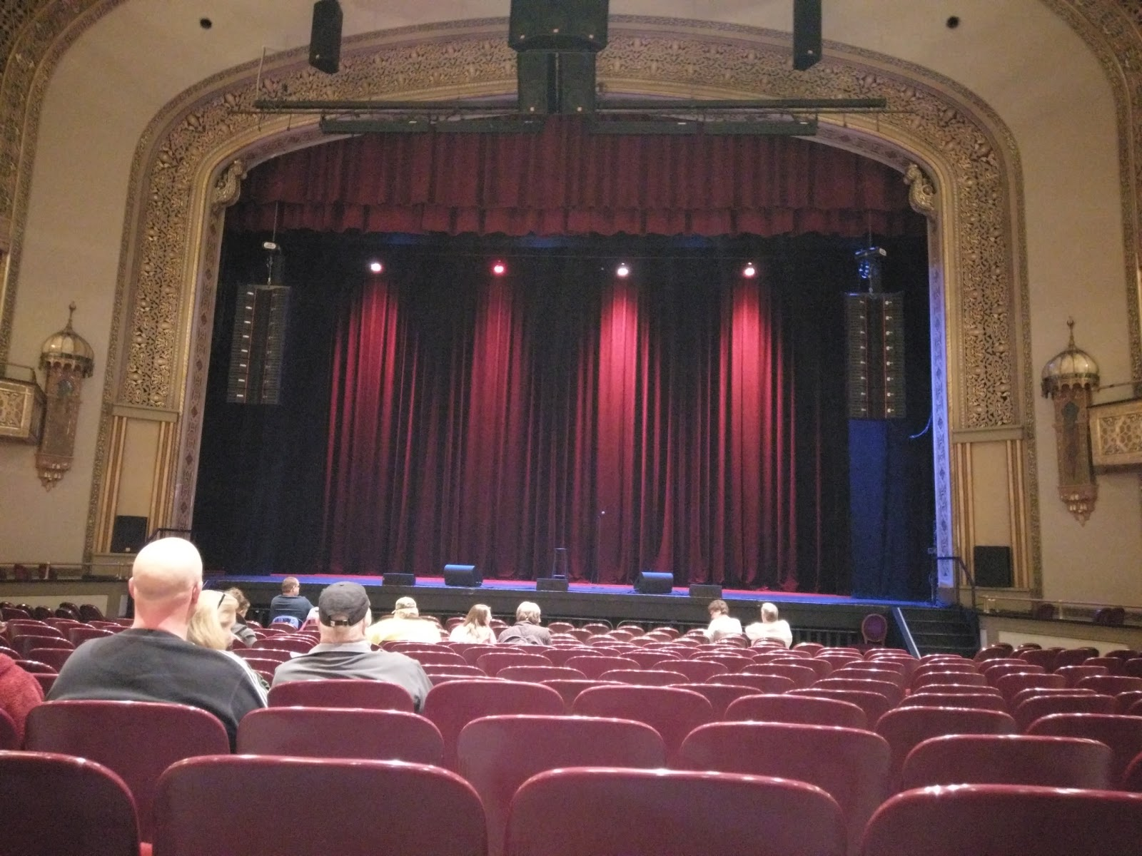 Visit Santander Performing Arts Center On Your Trip To Reading