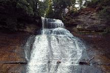 Laughing Whitefish Falls, Munising, United States