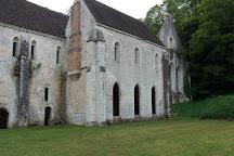Abbaye Notre-Dame de Fontaine-Guerard, Radepont, France