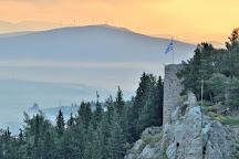 Medieval Castle Livadia, Livadia, Greece