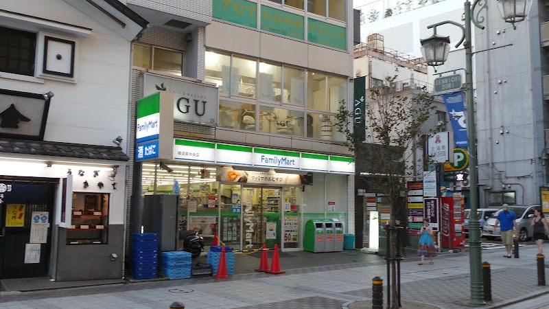 ファミリーマート横須賀中央店