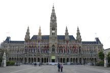 Rathaus, Vienna, Austria