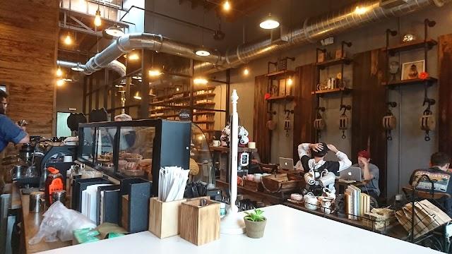 Foxtail Coffee Shop