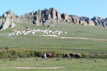 Gorkhi-Terelj National Park, Ulaanbaatar, Mongolia