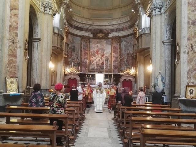 Église San Paolo alla Regola