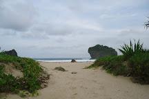 Jungwok Beach, Gunung Kidul, Indonesia