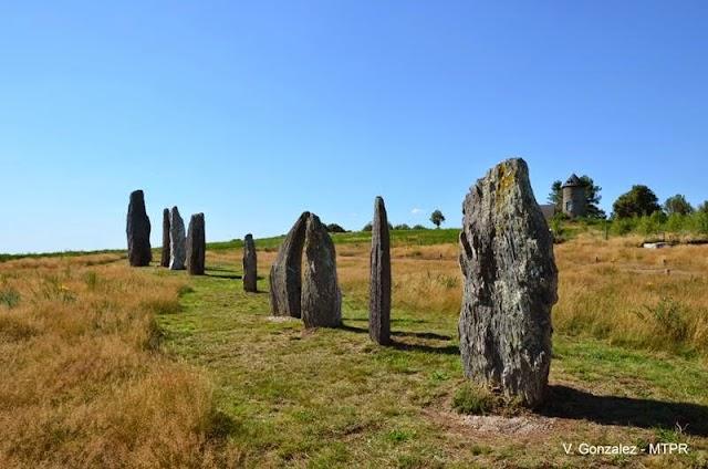 Site Megalithique des Landes de Cojoux