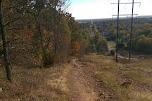 Turkey Mountain Urban Wilderness Area, Tulsa, United States