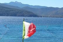 Spiaggia di Zuccale, Capoliveri, Italy