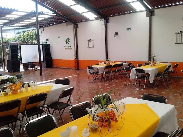 Fiesta Jardin Queretaro Salon De Eventos