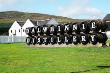 Dalwhinnie Distillery, Dalwhinnie, United Kingdom