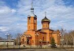 Церковь Рождества Христова и Святителя Николая Чудотворца, Алтайская улица, дом 187Б на фото Рубцовска