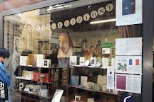 Bookshop Damocle Edizioni, Venice, Italy