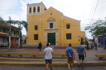 Iglesia de la Trinidad, Cartagena, Colombia