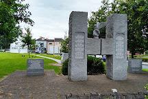 Bloody Sunday Memorial, Derry, United Kingdom
