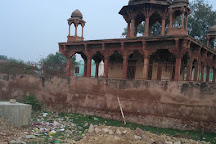 Dhakri-Ka-Mahal, Agra, India