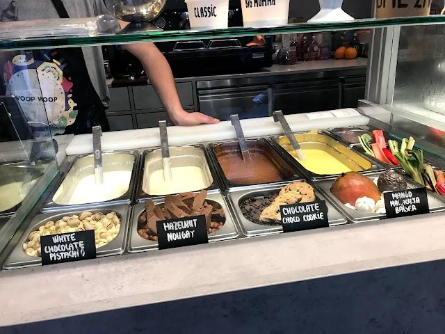 Woop Woop Ice Cream Store