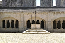 Abbey of Montmajour, Arles, France