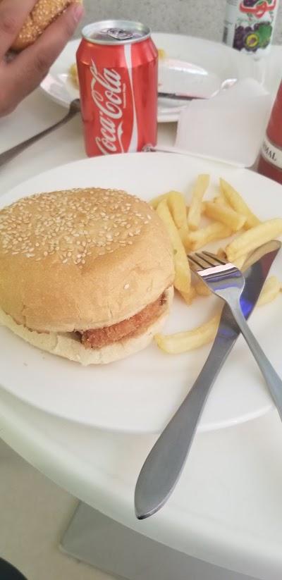 Ehsaan Burger احسان برگر