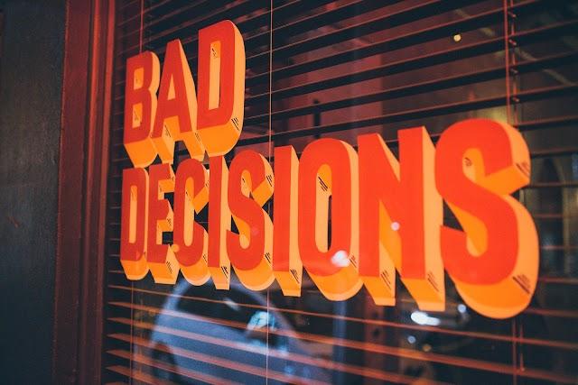 Bad Decisions Bar