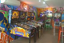 Pinball Haus, Brisbane, Australia