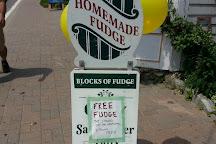 Blocks of Fudge, New Shoreham, United States